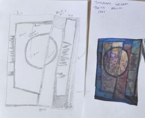 batik sketch C