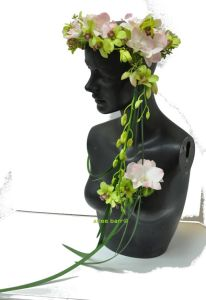orchid headpiece 1