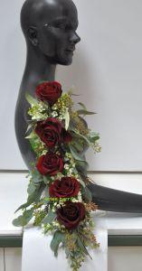 red rose armpiece