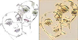ink face plans