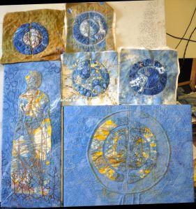 Leighton Suite Blue