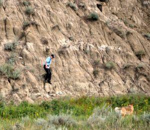 drone day at horseshoe canyon