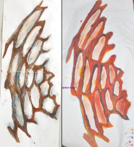 sketch-and-fabric-sample